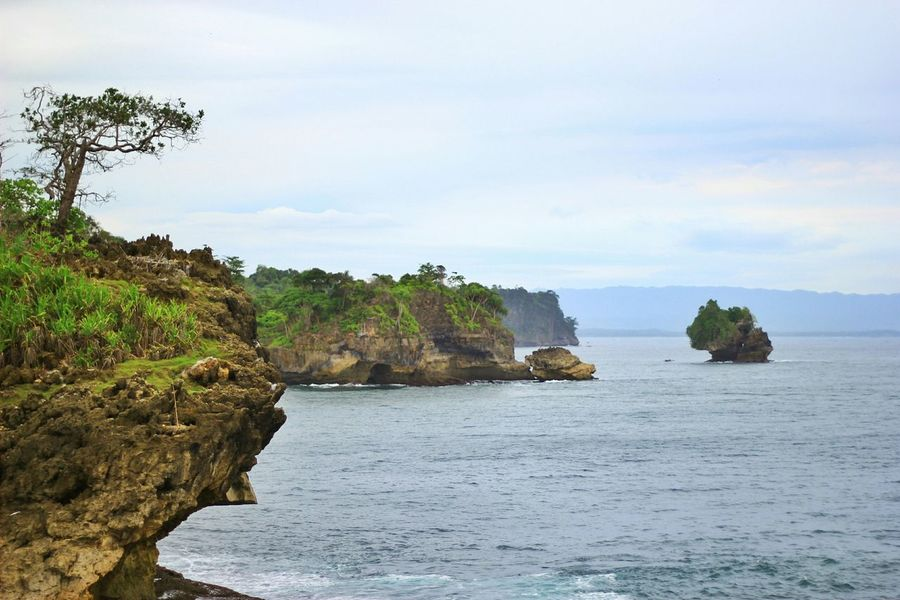 Cadas Pangandaran Beach Jawabarat Travel Photography Eyeemindonesia