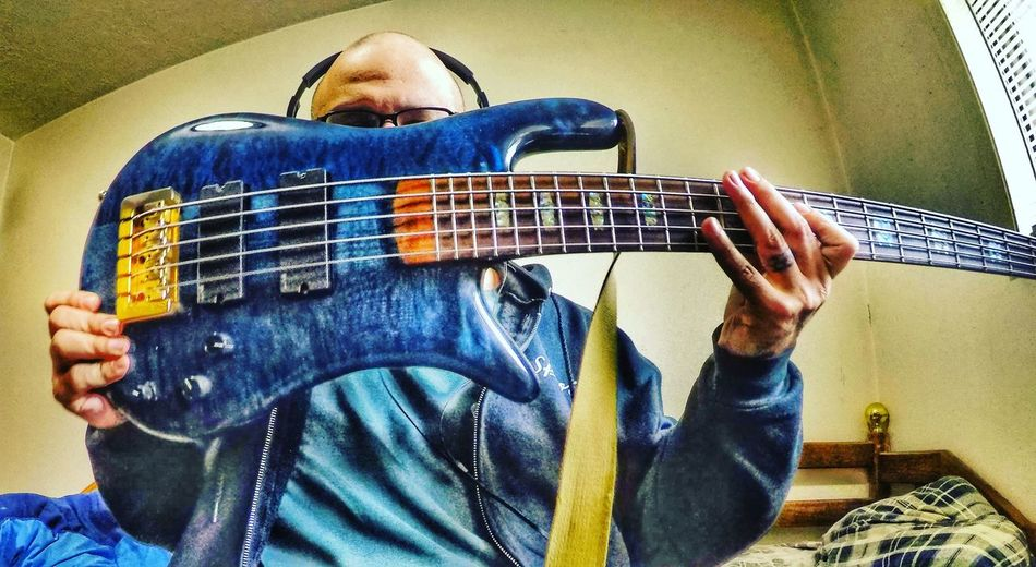 Rhythm Section Spector Bass HDR Hdr_Collection Hdrphotography Musician Guitar Musical Instrument Plucking An Instrument Men Music Portrait Playing Arts Culture And Entertainment Holding Fretboard Bass Guitar String Instrument Musical Equipment Bass Instrument