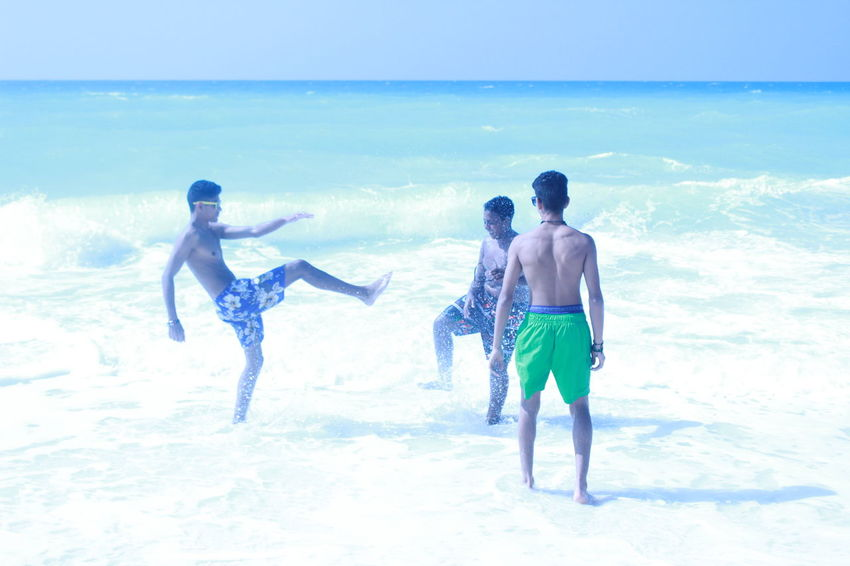Crazy time Love The Sea With Friends Beach Time Sunday Funday