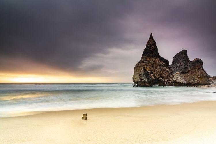 Ursa beach in