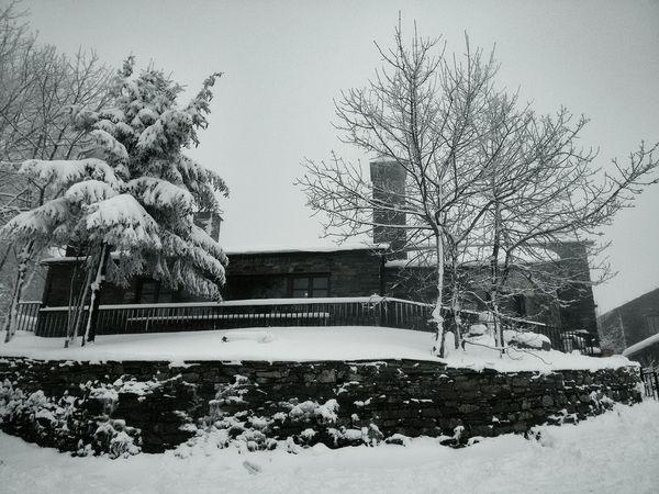 Neve no Cebreiro. Snow Galiza Neve O Cebreiro