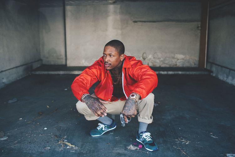 YG Urbanexploration Lookbook Portrait HipHop Rapper The Portraitist - 2015 EyeEm Awards