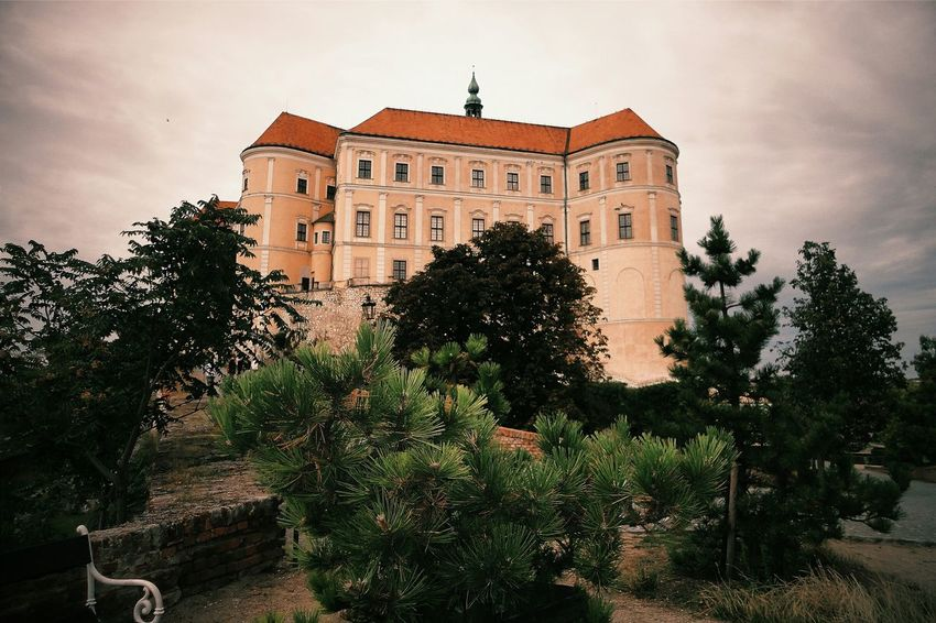 Castle Mikulov Castle Mikulov Architecture Vscocam VSCO First Eyeem Photo