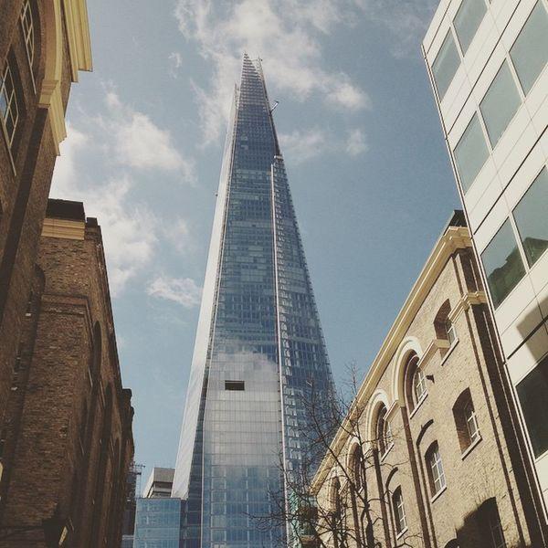Avengerstower London Sinfiltro Instabookproject one of the Stark Towers @london uk Instagram Uk