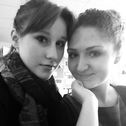 С Кристи на паре))