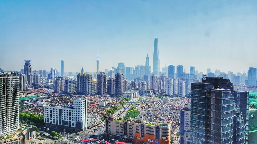 Apartment View Apartment Living... Shanghai❤ China Style Above The City Aboveandbeyond Business Trip