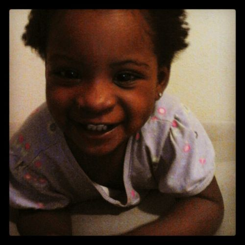 .My Lil THUG ; Aint Nobody F-ckin With Her! ;)
