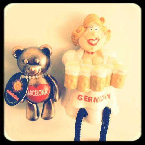 Barcelona & Germany