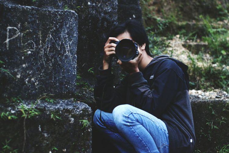 photography Photography Themes Special Moment Yogyakarta Coffee Nature Holiday Beautyplace Destinations EyeEm Selects Cyberspace Eyesight Virtual Reality Simulator Men Portrait Candid