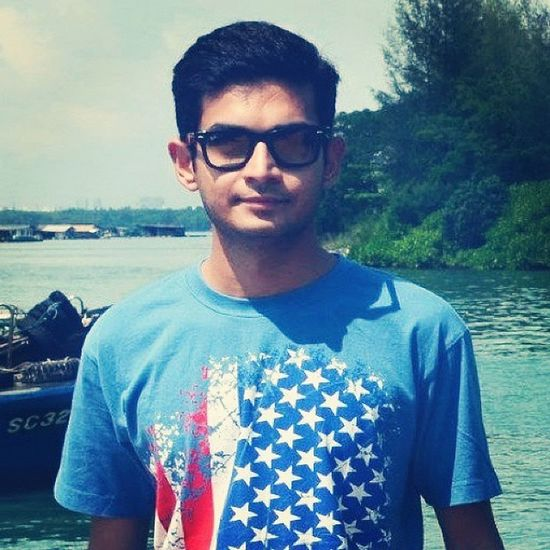 YourSingapore USAflag Rayban Wayfarer Traveling Me Smile Pulauubin Beenthere Virendrasinh Mahida