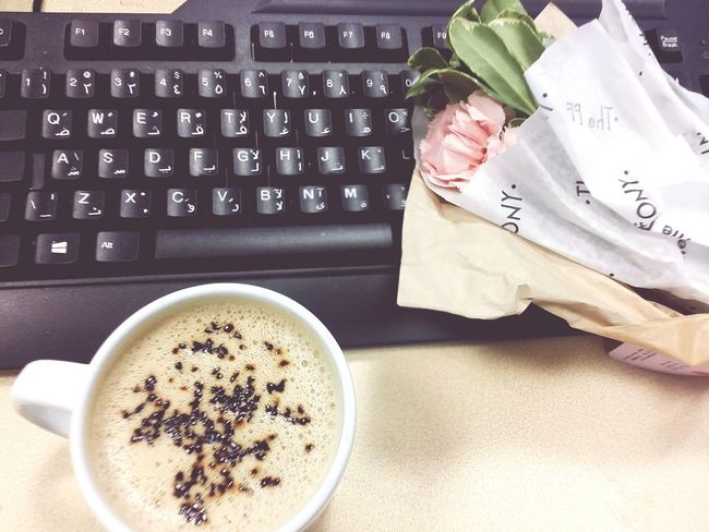 Close-up Day Love ♥ Friends ❤ Kuwait ♡ Morning Sun ❤ Lovely Day Flowerlovers Coffeetime Workplace ❤️❤️❤️💋💋💋💋❤️❤️❤️