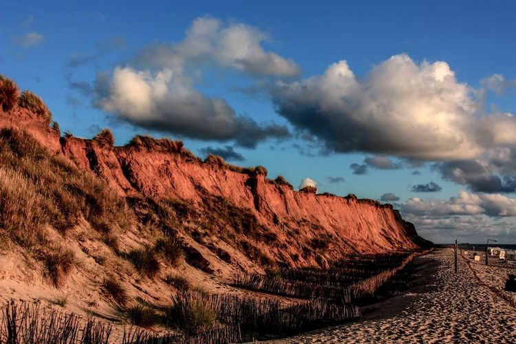 Sky Cloud - Sky Landscape Nature Scenics Tranquil Scene Beauty In Nature Tranquility No People Physical Geography Mountain Outdoors Day Desert EyEmNewHere Sylt Sylt, Germany Sylt Strand The Week On EyeEm