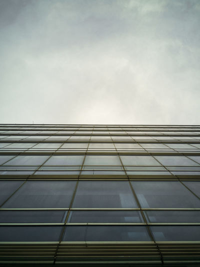 Glasses tower in downtown Sky No People Cloud - Sky Built Structure Outdoors Architecture City Day Glasses Windows
