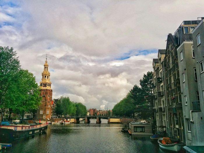Amsterdam Montelbaantoren