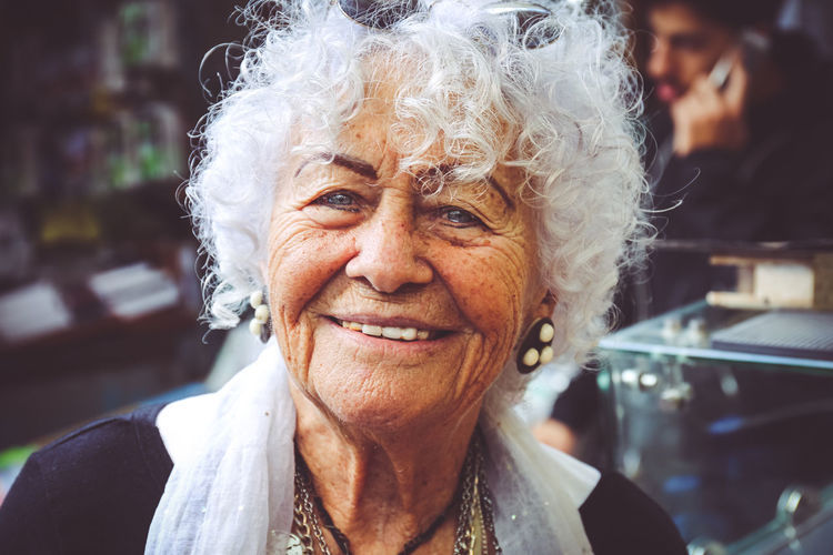 a portrait of Matilde D. , 94-years-old and beautiful blue eyes, at Carmel Market in Tel Aviv. She spoke to me in fluent spanish and told me her story full of travels, joy and tears. It was the best meeting in Israel. Blue Eyes Faces Of EyeEm Portrait Of A Woman PortraitPhotography Portraits Close-up Headshot Lifestyles Old Woman One Senior Woman Only People People And Places People Photography Portrait Portrait Photography Portraiture Real People Senior Adult Senior Women Smile Smiling Street Streetphotography White Color Women An Eye For Travel Press For Progress Inner Power Stories From The City This Is Aging Focus On The Story This Is My Skin The Street Photographer - 2018 EyeEm Awards The Portraitist - 2018 EyeEm Awards This Is Natural Beauty Moments Of Happiness International Women's Day 2019