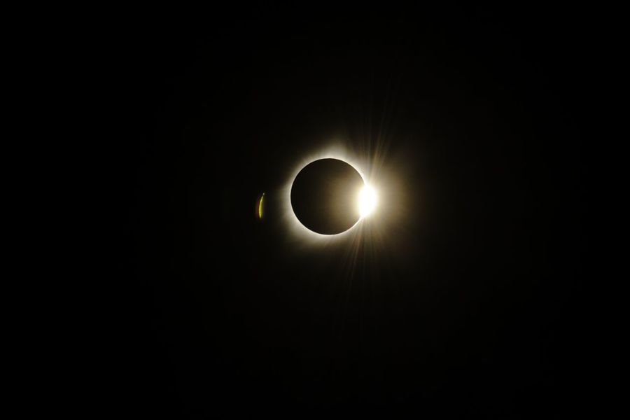 Auguest 21 2017 Total Eclispe Astronomy Beauty In Nature Eclipse Moon Nature No People Outdoors Solar Eclipse Total Eclipse Total Solar Eclipse