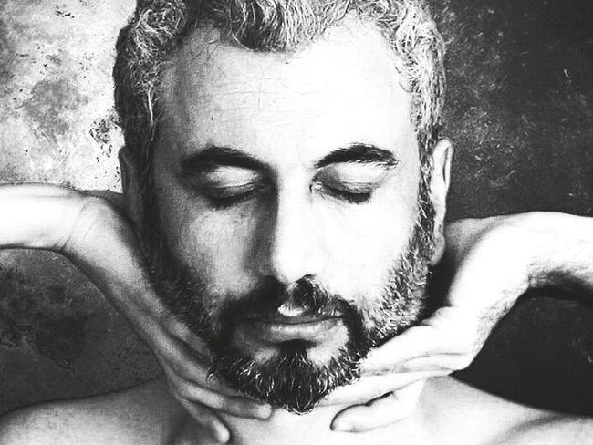 Born - model; Ali Savaşçı Turkishfollowers Open Edit Life Istanbul #turkiye Model Black & White Dramatic Human Interest Human Nature