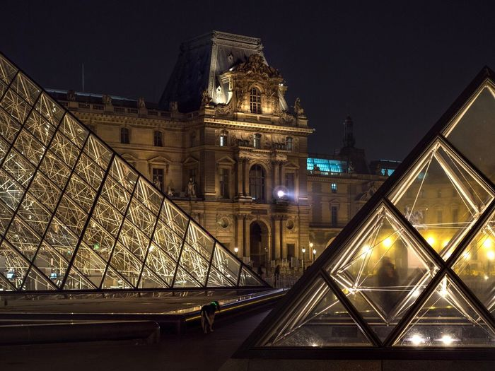 Architecture Illuminated Built Structure Night Building Exterior City Sky Paris City France Nightlife The City Light Outdoors Cityscape I Love My City EyeEmBestPics Capture The Moment The Changing City EyeEm Best Shots EyeEm Gallery Paris, France  Architecture