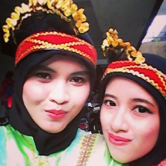 Saman Traditionaldance