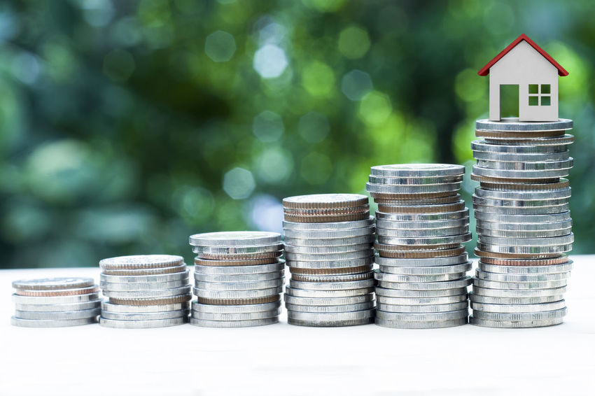 stack of coins Currency Growth Loan  Market Mutual Time Is Money Close-up Coins Concept Deposit Home Loan House Plant Investment Money Mutual Fund Property Property Market Saving Concept Saving Money Stack Coin Stock Stock Market Stock Market And Exchange