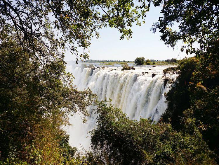 Victoria Falls Zambia Zambia. Victoriafalls