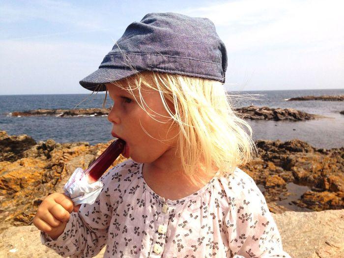 Icetime, Bornholm, love
