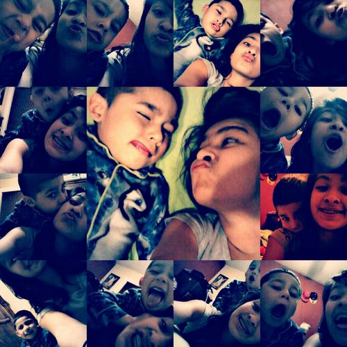 we were bored -.-