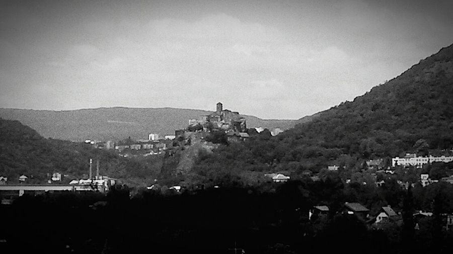 Blackandwhite Black And White Black & White Castle Castles Castle Ruin Střekov Czech Czech Republic ústí Nad Labem