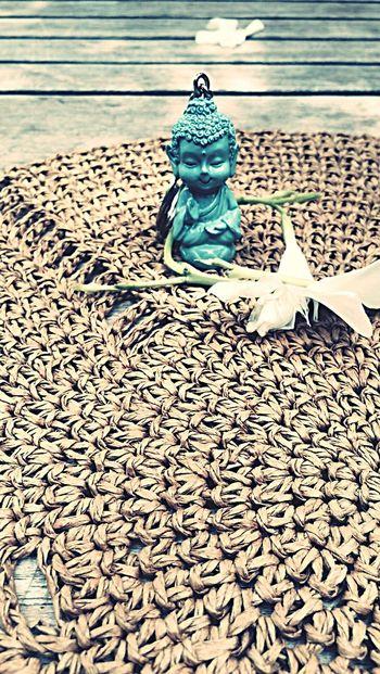 Jasmine flower .. Zen Buddha Jasmine Flower