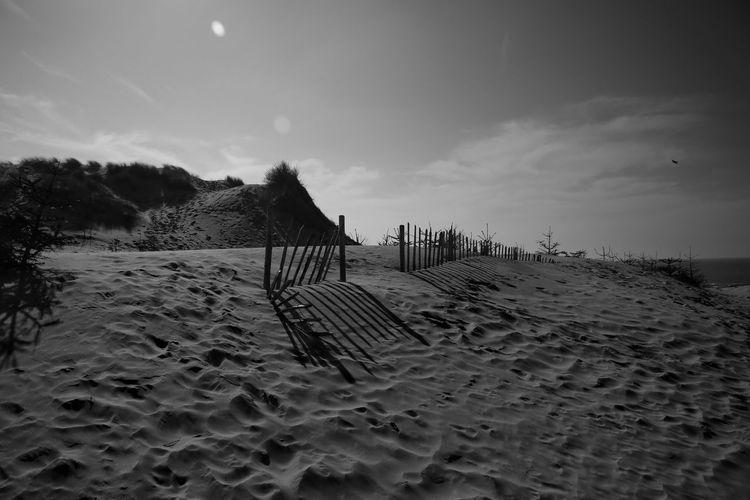 Formsby Beach Formsby Beach Liverpool Sky Beach Sand Land Cloud - Sky Water Tranquil Scene Sea Scenics - Nature Tranquility Beauty In Nature Nature No People Non-urban Scene Outdoors Day Horizon Horizon Over Water Idyllic