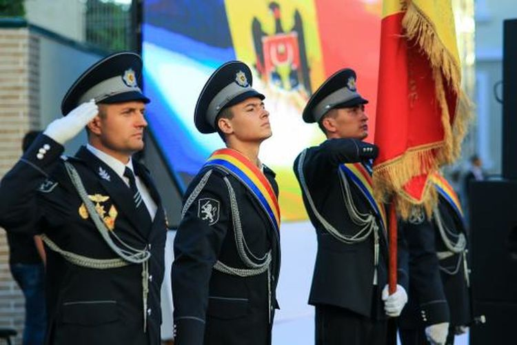 Independence Day Republic Of Moldova