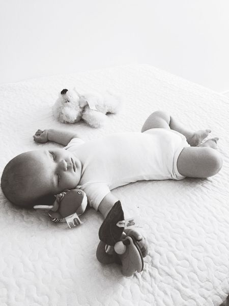 Tiny Babygirl Snow White MyLove❤ Momiesprideandjoy 💜 You This Much! Mydaughter❤️ Beauty Blackandwhite Photography Cute