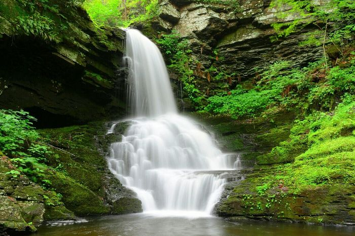 Landscape_Collection Water_collection Waterfall Waterfall_collection Waterscape Nature Photography Nature_collection Nature Pennsylvania Beauty Bushkill Falls