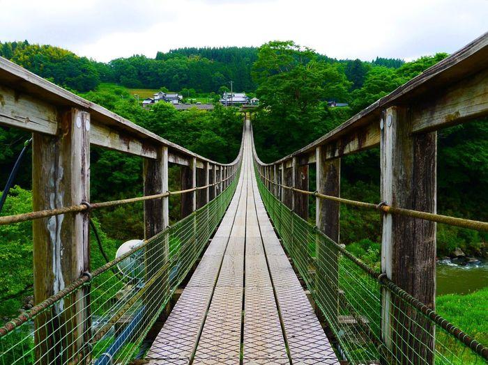 Tommy@collection 大分県 Japan Photography OpenEdit Japan EyeEm Nature Lover EyeEm Best Shots Bridge Perspective