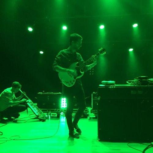 Guitar Indie Gibson Indierock Gibsonsg Nexus_green Platformmutemath Toddgummerman