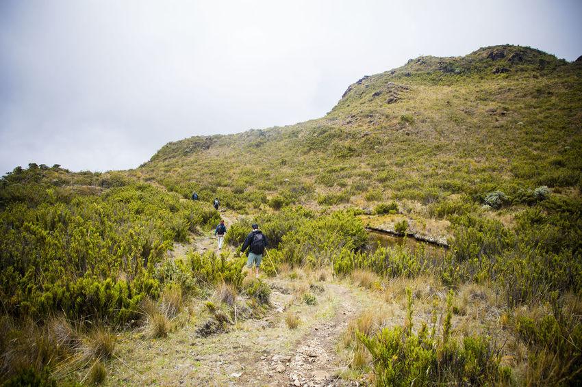 Adventure Club Costarica Highest Mountain Chirriponationalpark