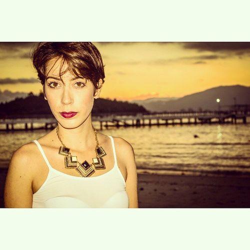 Sunset Sun Beach Sky Yellow Photoshoot Portobelo Lovesun Beauty
