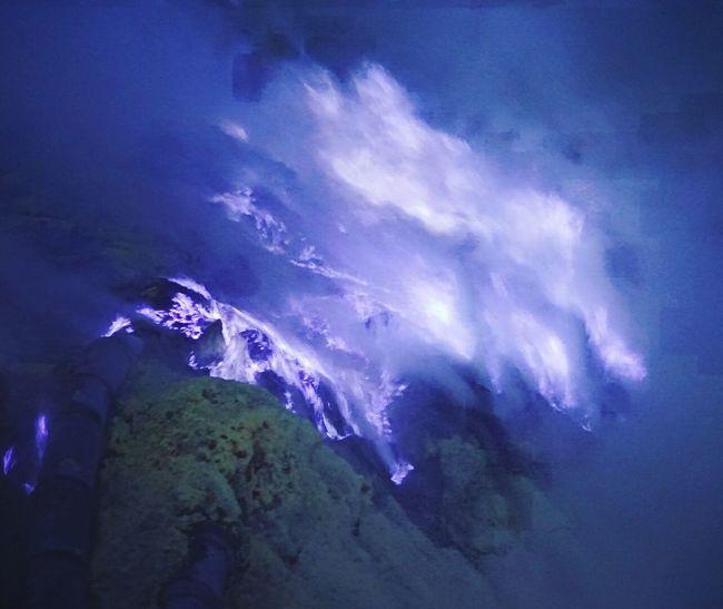 Blueflame Sony A6000 Bluefire F50mm1.8 Mountijen Banyuwangi Eastjava Blue Finding New Frontiers
