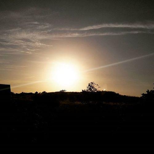 Este Sol me encanta...20:30 😍😍😍 Nightsun Naturelover Sunset Summerfun Loveit Tversted NorthDenmark Summerferie