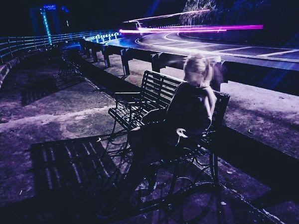 Popular Music Concert Illuminated City Full Length