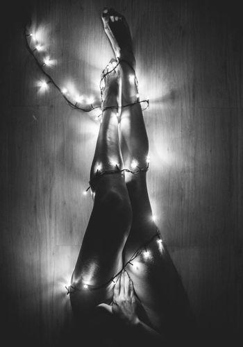 Artistic Black And White Blur Bokeh Bw Christmas Christmas Lights Close-up Contrast Couple Love Nudeblackandwhite Portrait Preto E Branco Project Romance Self Portrait Sexygirl WandPhoto Xmas Xmas Lights  Christmas Around The World
