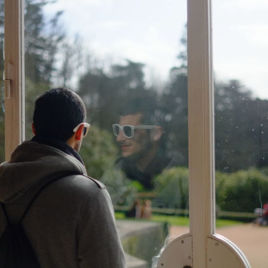 City City City Life Close-up Cropped Day Focus On Foreground Headshot Leisure Activity Lifestyles Men Museum Park Part Of Personal Perspective Serralves Serralves Museum Sky Unrecognizable Person