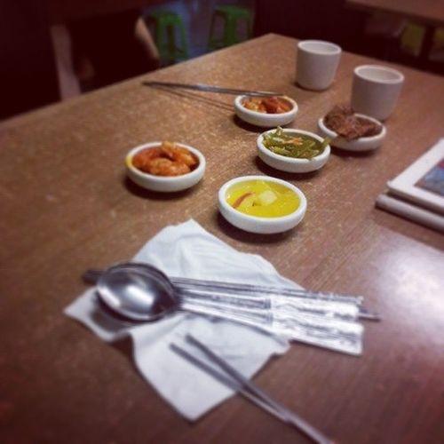 阿姨老弟第一次的韓鄉,慶祝0525(不是 Eat Koreanfood 0525 Taiwan taichung