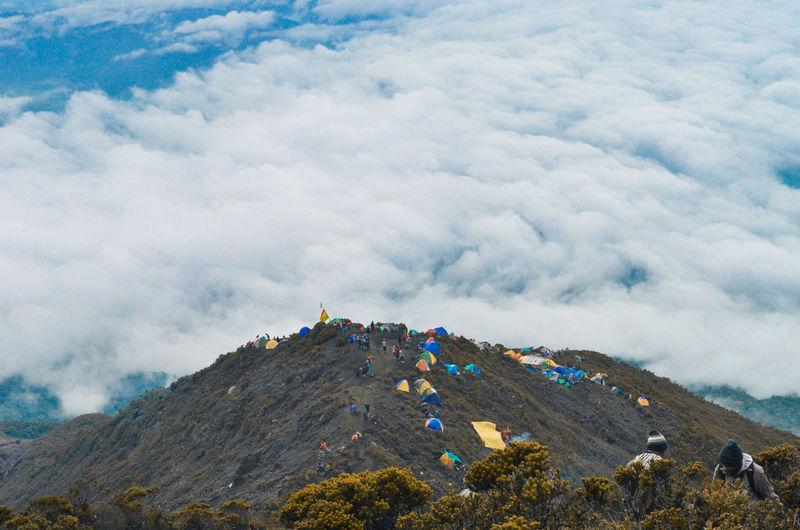 Mount kerinci sabalat 3805mdpl,jambi indonesia, traveler
