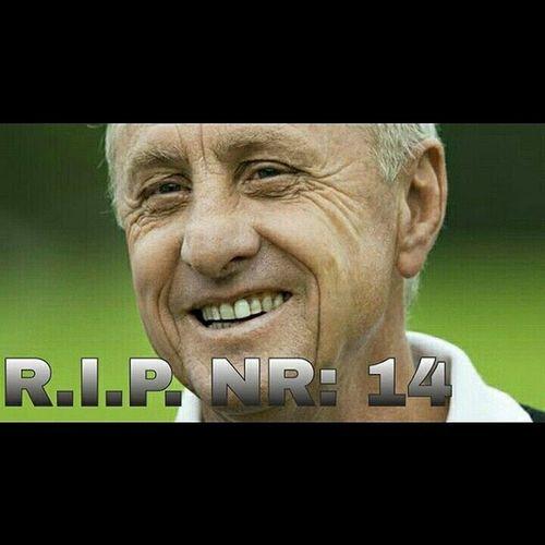 Rest in peace Johancruyff