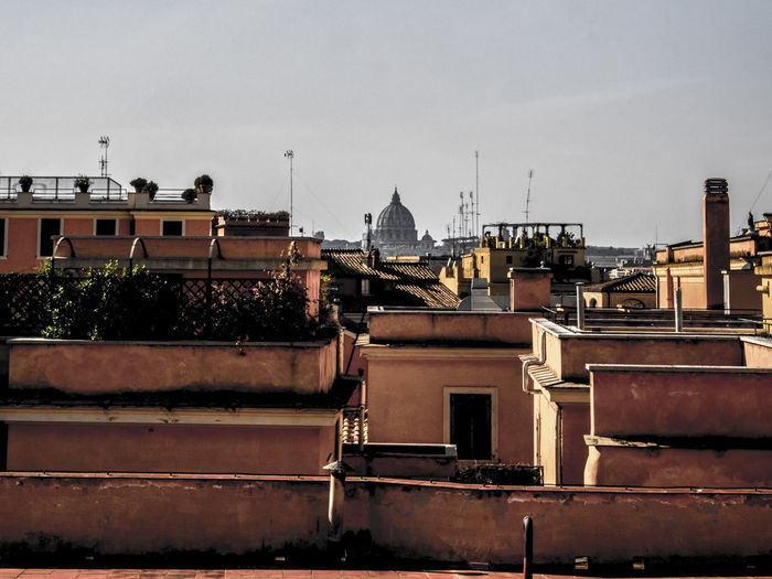 Roofs Roma