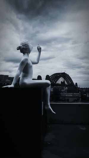 Point of view ! Art Museum Of Art Whats Your View ? Sydney Travel Lovethis Sydneybridge Landscape Hello World Enjoying Life Modernart Top Floor