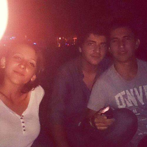 Friends Havingfun Verynice Night