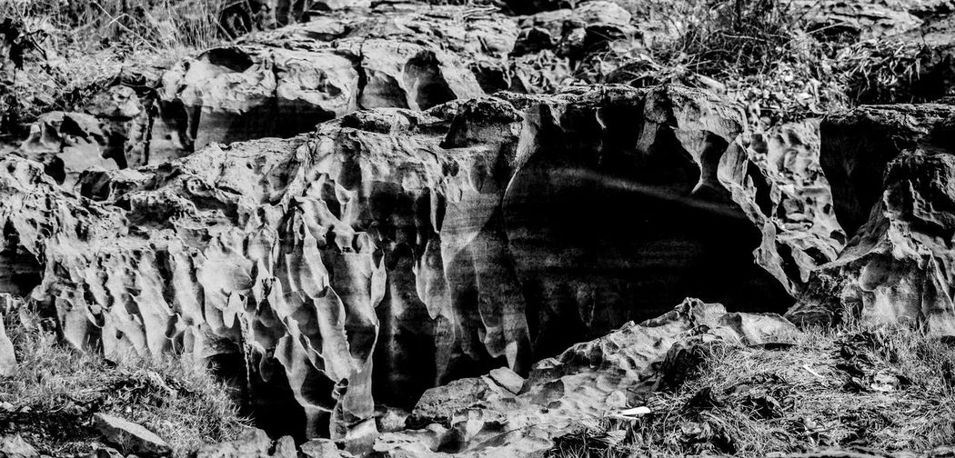 Rock formation in Mali Beauty In Nature Cave Close-up Day Nature No People Outdoors Rock - Object Rock Formation Stalactite  Water