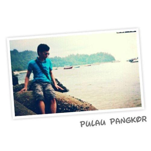 This it's right? :D Pangkor Island Vacation Pulau jejalan hangout owhyeah me inblues ocean sea my love iloveig instagram vintage owhyeah perak